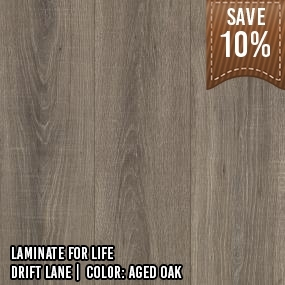 Laminate for Life__Drift Lane__Aged Oak