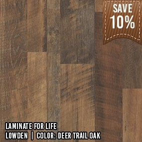 Laminate for Life__Lowden__Deer Trail Oak