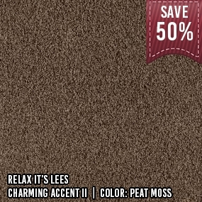 RelaxItsLees__Charming Accent II__Peat Moss