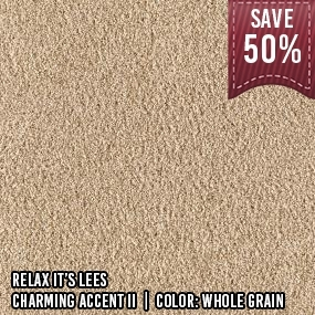 RelaxItsLees__Charming Accent II__Whole Grain