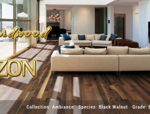 New Hardwood from Lauzon Flooring