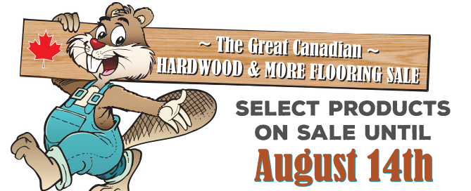 2016-07 Great Canadian Hardwood Sale