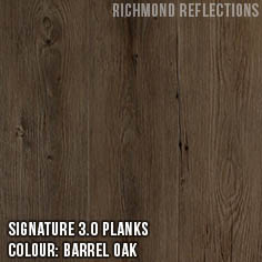 Richmond Reflections__Signature 3.0 Planks Collection__Barrel Oak__RVISIGN96234
