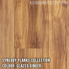 Richmond Reflections__Synergy Planks Collection__Glazed Ginger__RVISYNE169612