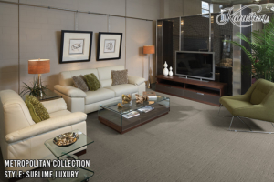 Karastan Metropolitan Collection Sublime Luxury