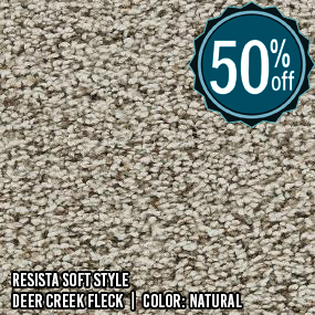 Resista Soft Style__Deer Creek Fleck__Natural