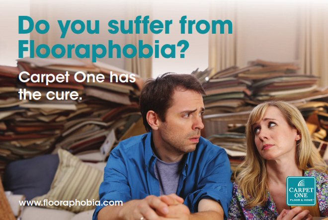 Do You Suffer from Flooraphobia?