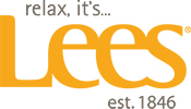 Relax It's Lees Carpet Logo